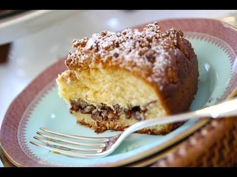 Beth's Homemade Coffee Cake Recipe   ENTERTAINING WITH BETH