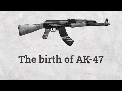 The origin of AK-47