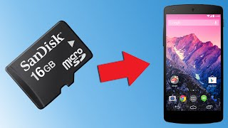 Connect Micro SD Card with ANY Android Phone!