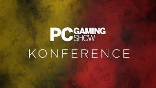 PC Gaming Show - E3 2016 konference s českým komentářem