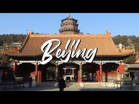 STUNNING SUMMER PALACE - BEIJING, CHINA - VLOG #91