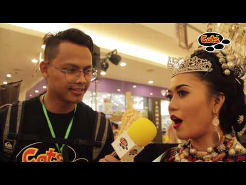 Kumang Gawai Darlie - Priscilla John (Winner)