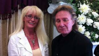 Rock Star Benny Mardones and new Wife Jane Give a testimonial