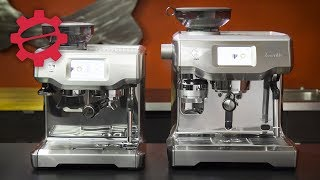 Breville Barista Touch vs. Oracle Touch