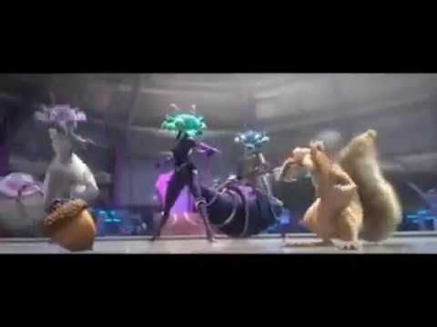 ice age collision course short film scrat spaced out