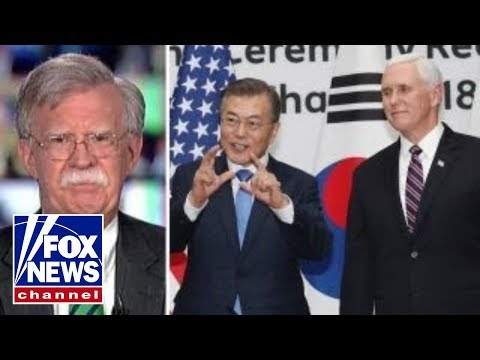 Bolton: US should stay publicly locked together with South Korea