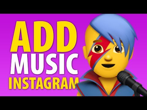 How To Add Music To Instagram Stories