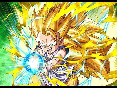(Super Attack) Super Saiyan 3 Goku (GT) - Ultimate Aspiration
