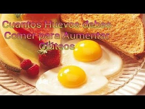 cuantos huevos comer para adelgazar