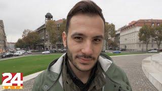 Fabijan Pavao iz serije Na granici: Ne mogu se riješiti pozdrava 'Hvaljen Isus' | 24 pitanja