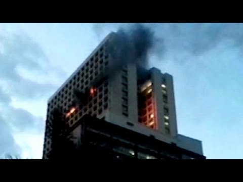 Durban's 320 West Street suffers fire damage