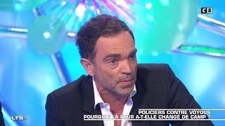 Yann Moix accuse la police française d'ultra-violence
