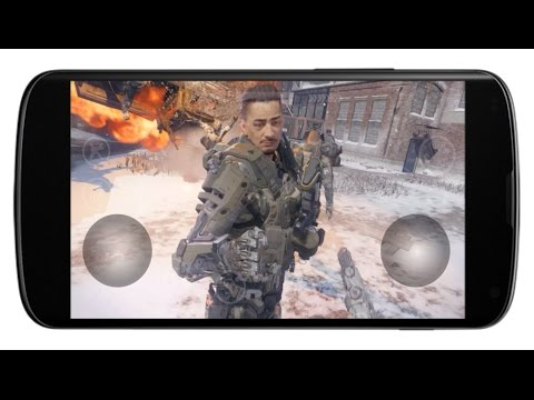 Call of Duty Black Ops III Android Gameplay