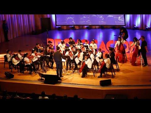 """Orquesta """"Despertando sueños"""" - Comedor """"Los Piletones"""""""