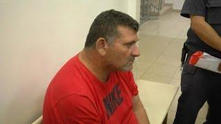 בית משפט פתח תקווה הארכת מעצר יצחק שפק רצח נרצחה דקירות פרודה עליזה שפק  נתניה