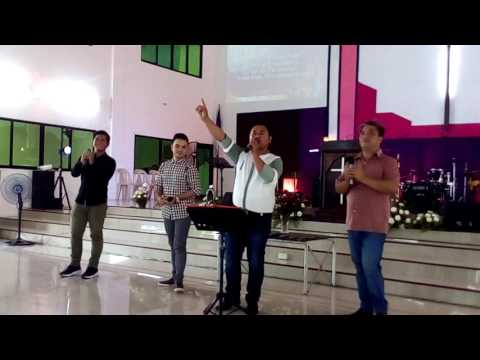 The King is Coming Quartet FMC Mother Church