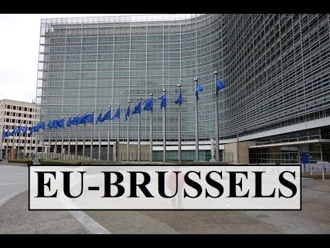 Belgium/Brussels (Berlaymont building-EU) Part 13