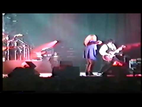 David Coverdale and Jimmy Page Live in Nagoya 1993