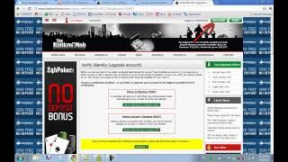 Бесплатный бездепозитный бонус 1000$ от BankrollMob.com