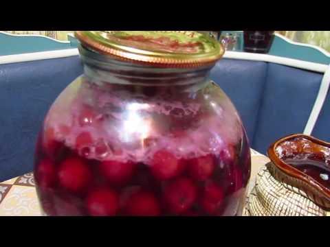Как сделать настойку из компота