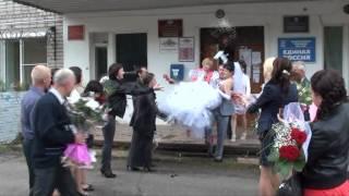Свадьба пос.Некоуз Александр и Анна