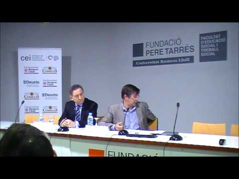 XI Jornada de Cooperación de la Universidad Ramon Llull en la Facultad Pere Tarrés