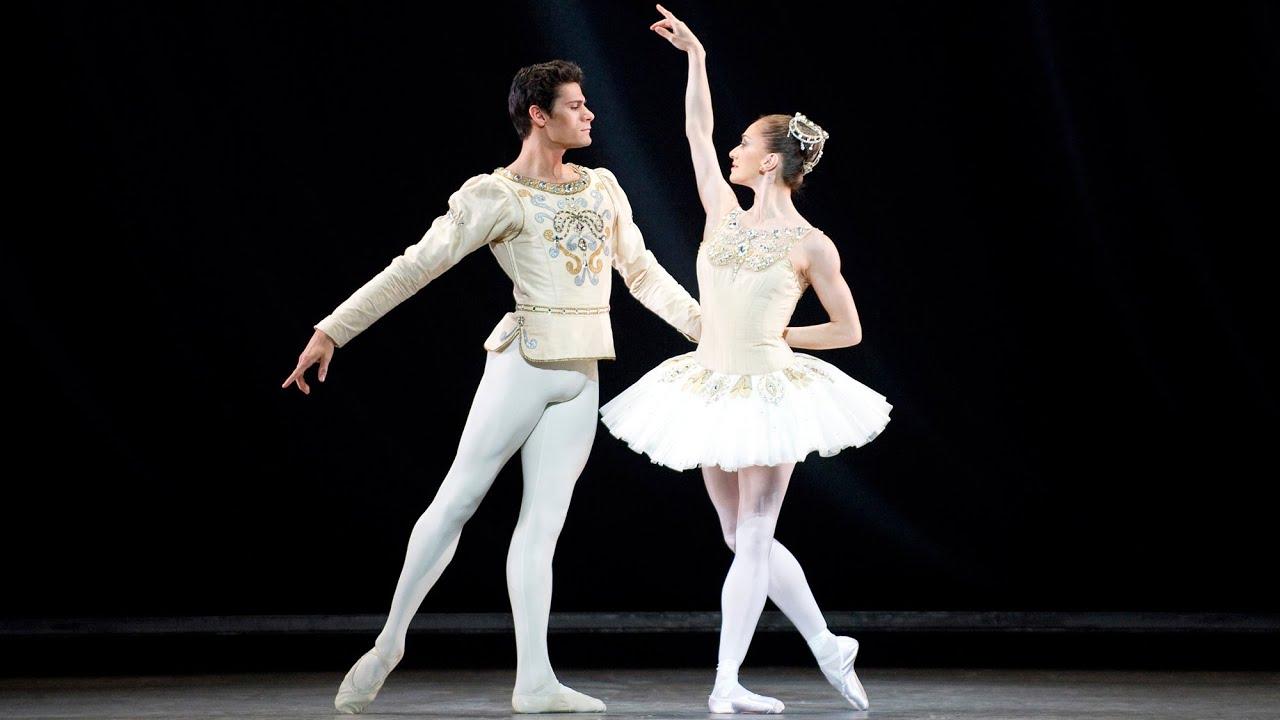 Download Jewels – 'Diamonds' pas de deux (Balanchine; Marianela Nuñez; Thiago Soares; The Royal Ballet)