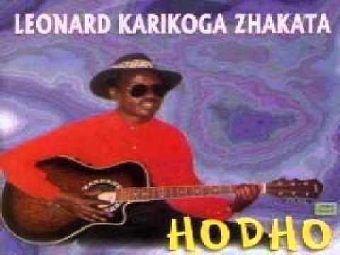 Leonard Zhakata - Rangarira Remix