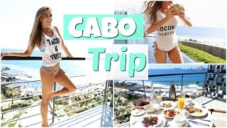 CABO SAN LUCAS Trip | Where to Stay, My Workouts + Food