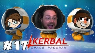 RENDEZ-VOUS UNDER THE STARS | Kerbal Space Program: Career Mode | Ep. 17