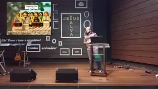 O Evangelho de Marcos - De dentro para fora