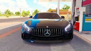 Forza Horizon 3| 900Hp 2017 MERCEDES-AMG GT-R [Drag Build]