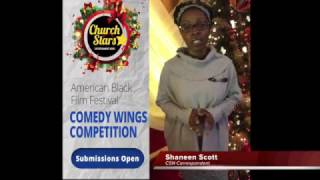 AMERICAN BLACK FILM FESTIVAL COMEDY WINGS COMPETITION