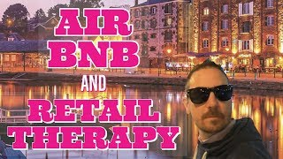 Gambar cover AIR BNB & RETAIL THERAPY IN EXETER!!!