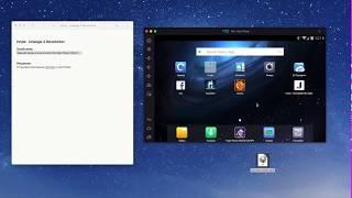 [Mac] Lineage 2 Revolution - Черный экран в эмуляторе NOX
