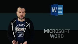 Базовые правила работы в Microsoft Word