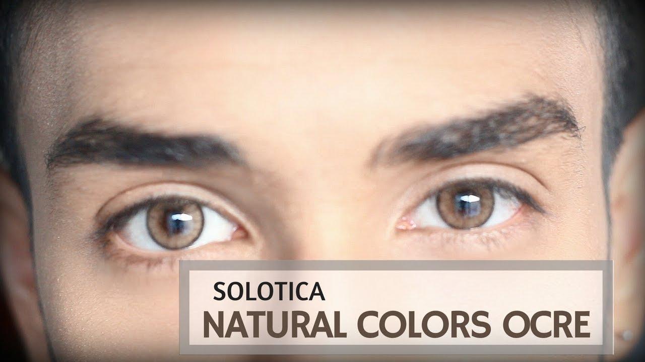 Solotica Natural Color Contacts