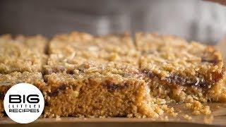 Big Little Recipes: Oat Streusel Jam Bars I Food52 thumbnail