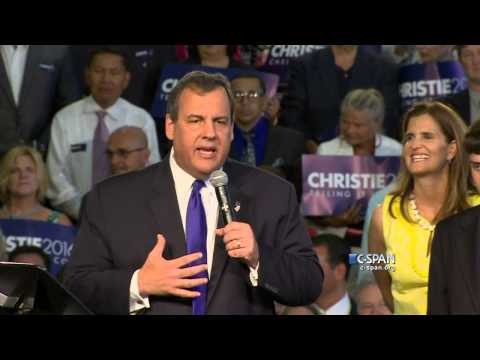 Chris Christie Presidential Campaign Announcement Full Speech (C-SPAN)