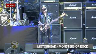 Motorhead - 02-05-2015 Buenos Aires, Argentina - Monsters Of Rock