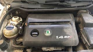 Skoda 1.4 MPI motor - Skoda 1.4 mpi engine - skoda 1.4 mpi engine review