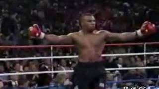 Iron Mike Tyson KO knockout king