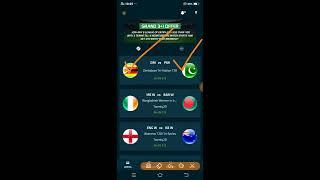 PAK vs ZIM,  Tri T20I Series, 01st July 2018, HALAPLAY, DREAM11