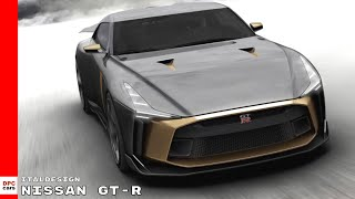 Nissan GTR50 Prototype By Italdesign