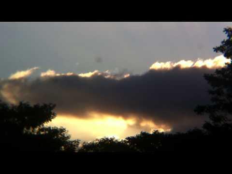 Hawaiian sunrise with birds singin like crazy