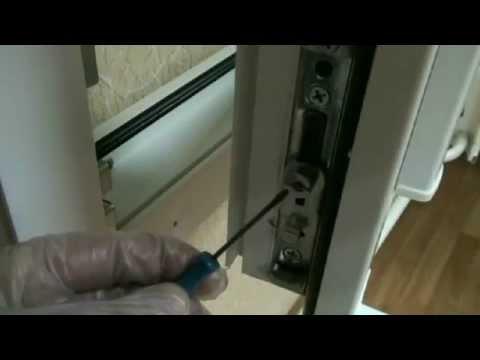 Неправильно открывается пластиковое окно теплопотери пластиковых окон калькулятор