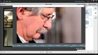 Creating a video collage | Learning Premiere Elements 15 | LinkedIn Learning