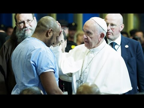 Pope Francis Rounds Out Philadelphia Trip With Visit to Prison | ABC News