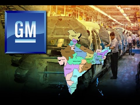 General motors to cease car salling in India by 2017