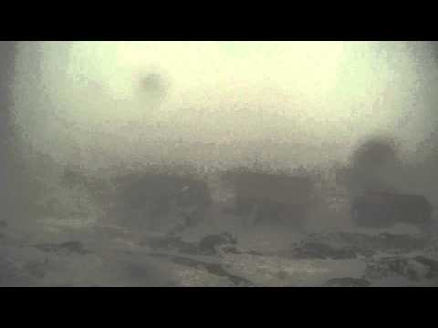 Iqaluit Blizzard - Jan 7, 2014